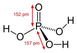 Формула Phosphoricum acidum.