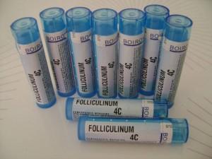 Препарат Folliculinum.