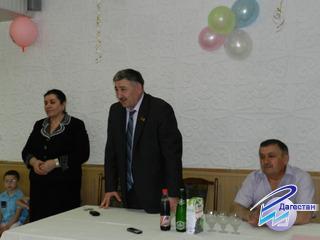 Праздник детства в Дагестане
