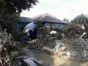 Психологическая помощь оказывается пострадавшим от наводнения на Кубани