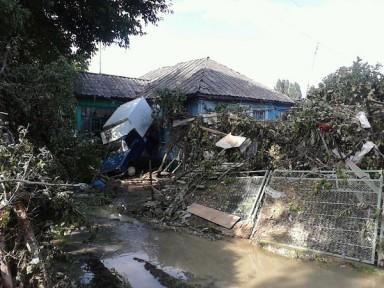 Пострадавшим от наводнения на кубани