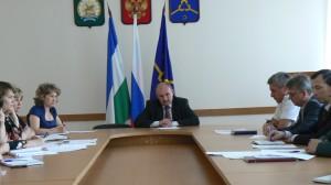 Заседание Антинаркотической комиссии в РД